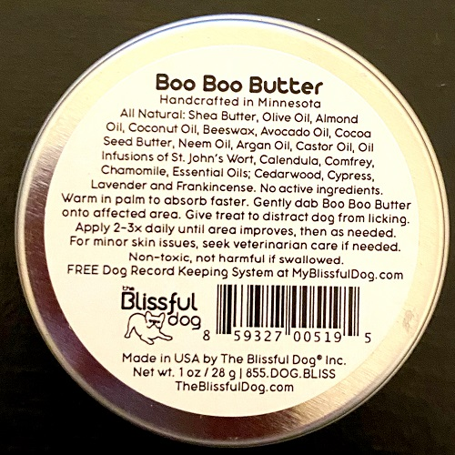 all-natural ointment