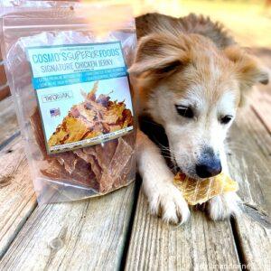 All-Natural Chicken Jerky Dog Treats