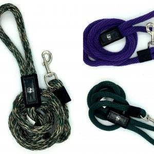 Soft Line Dog Leash Made In The USA