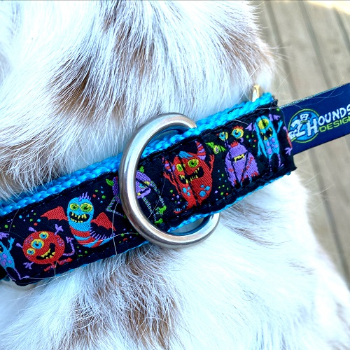 martingale collars made in USA