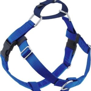 2 Hounds Design Blue Dog Harness