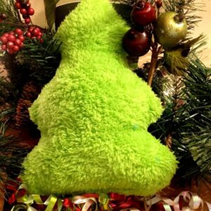 Christmas Tree Dog Toy Made In The USA