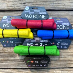 Bone toy for dogs