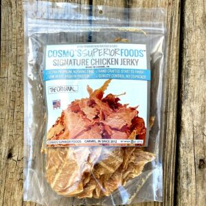 All-Natural Chicken Jerky Dog Treats