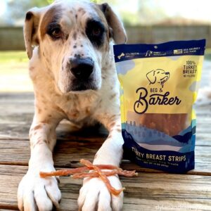 Turkey Jerky for Dogs