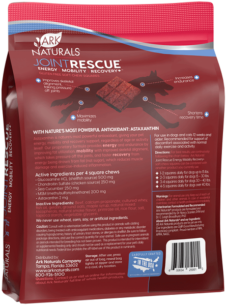 joint rescue beef bag