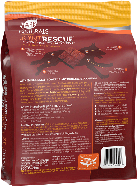 joint rescue chicken bag